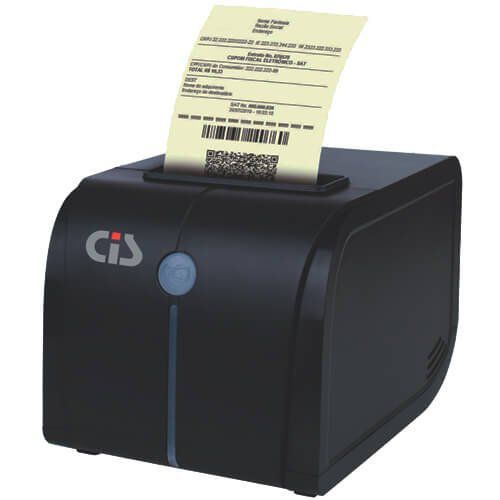 Impressora Não Fiscal Térmica CiS PR2500  - M3 Automação