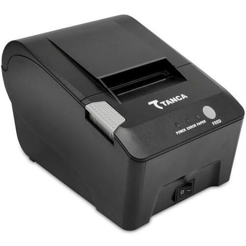 Impressora Não Fiscal Térmica Tanca TP-509  - M3 Automação