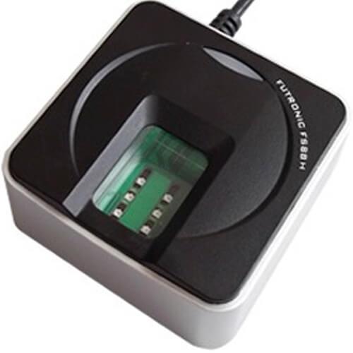 Leitor Biométrico CiS DigiScan FS 88 H-DT DETRAN  - M3 Automação