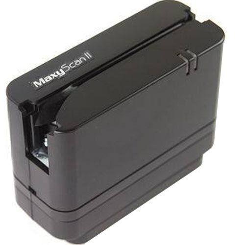 Leitor de Boleto Bancário e Cheque CiS MaxyScan II  - M3 Automação