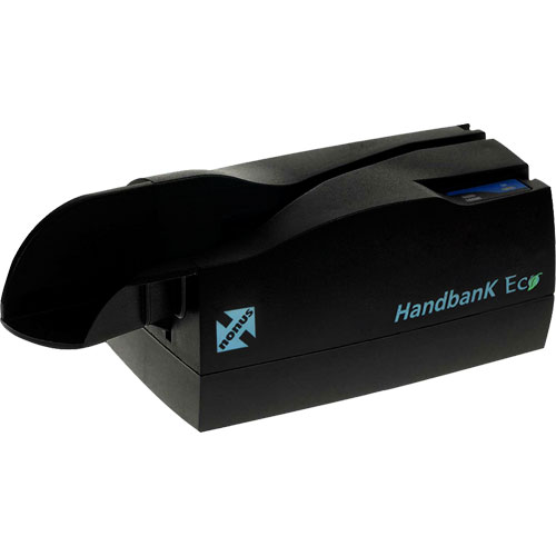 Leitor de Boleto Bancário Nonus Handbank Eco 30  - M3 Automação