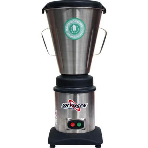 Liquidificador Inox 4L Copo Monobloco Skymsen LC4 220V  - M3 Automação