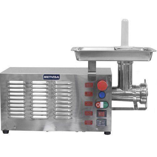 Moedor de Carnes Inox Boca 22 Metvisa PCI.22 127V  - M3 Automação