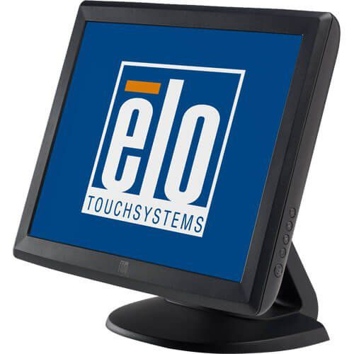Monitor Touch Screen Elo Touch Solutions 15 pol. ET1515L  - M3 Automação
