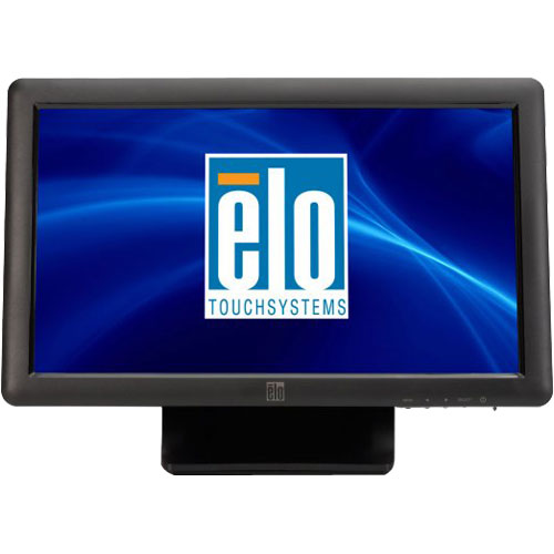 Monitor Touch Screen Elo Touch Solutions 15,6 pol. Widescreen ET1509L  - M3 Automação