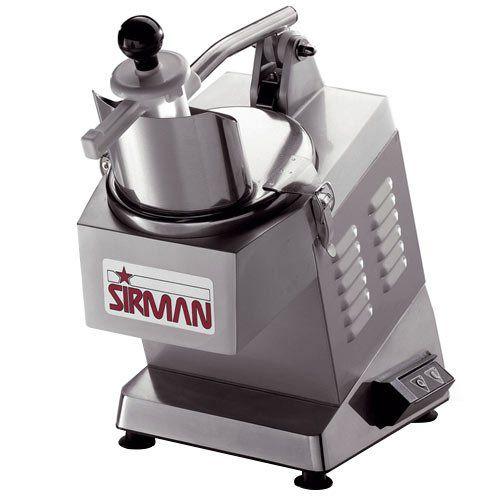 Processador de Alimentos Sirman TM2 Inox 220V  - M3 Automação