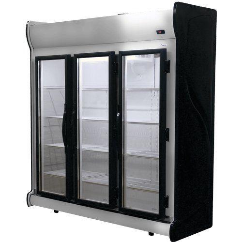 Refrigerador Expositor Auto Serviço 1450L Fricon ACFM 1450 PT 127V  - M3 Automação