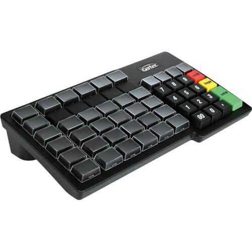 Teclado Programável Gertec TEC 55 USB  - M3 Automação