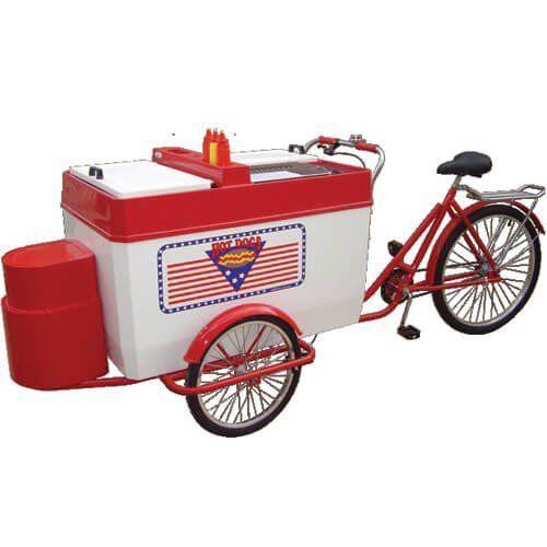 Triciclo para Hot Dog TRI-GHL - Warm  - M3 Automação