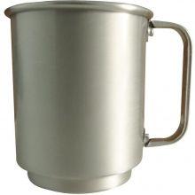 Caneca P/ Sublimação -  Alumínio Fosca 400ml
