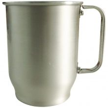 Caneca de Aluminio - 500ml Fosca