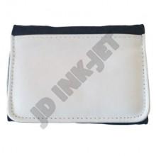Carteira Para Sublimação Média - de Jeans Com Ziper - 1 - Unidade CT01