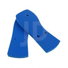 Chinelo Liso - Masculino - Adulto - Quadrado - Azul Royal