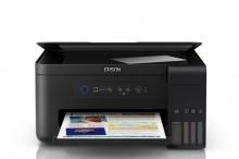 Impressora Multifuncional Epson L4150 tanque de tinta (adaptada para sublimação)