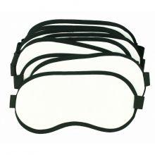 Máscara de Dormir  para sublimação pct 5 unidades