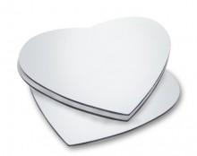 Mouse Pad Para Sublimação Coração - Para Personalizar 50un