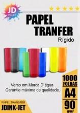 Papel Transfer Laser Rígido 90gr 1000 folhas