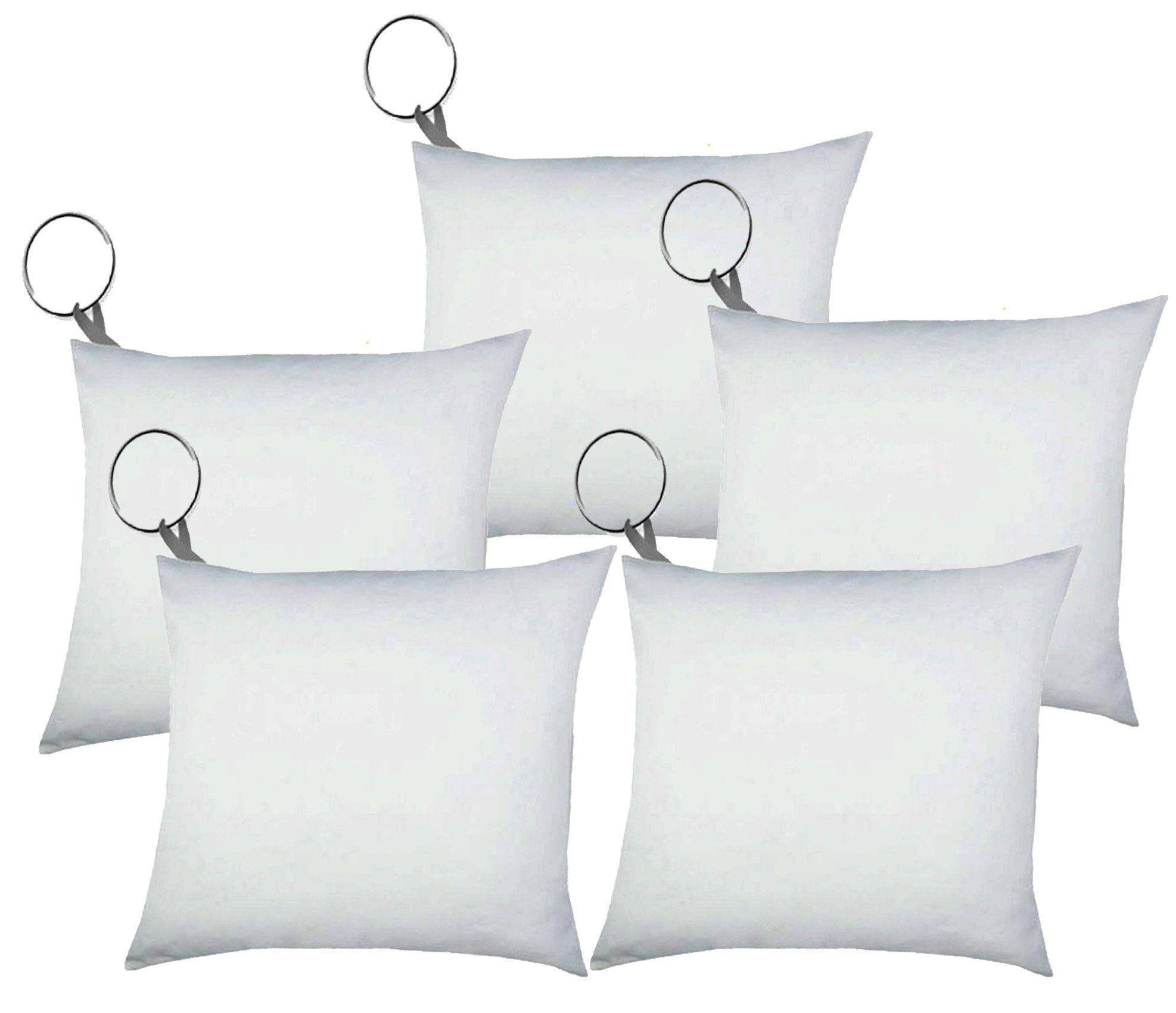 Almochaveiro Para Sublimação Branco com Argola Pacote com 30 Unidades