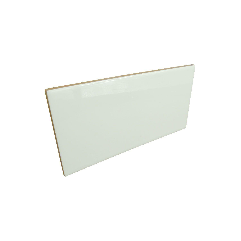 Azulejo 10x20cm - Para Sublimação - Caixa com 10 Und