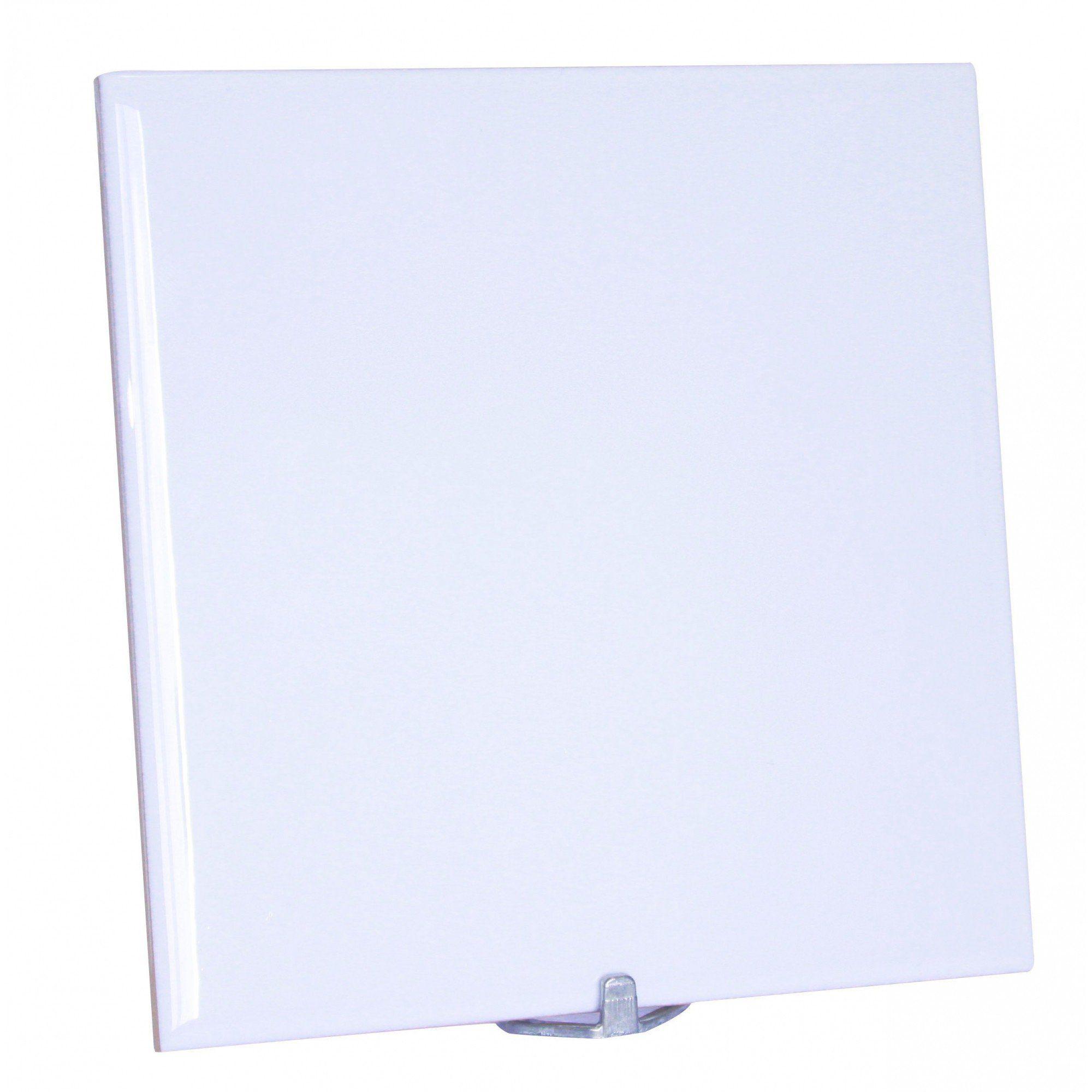 Azulejo 15x15 Branco Pérola
