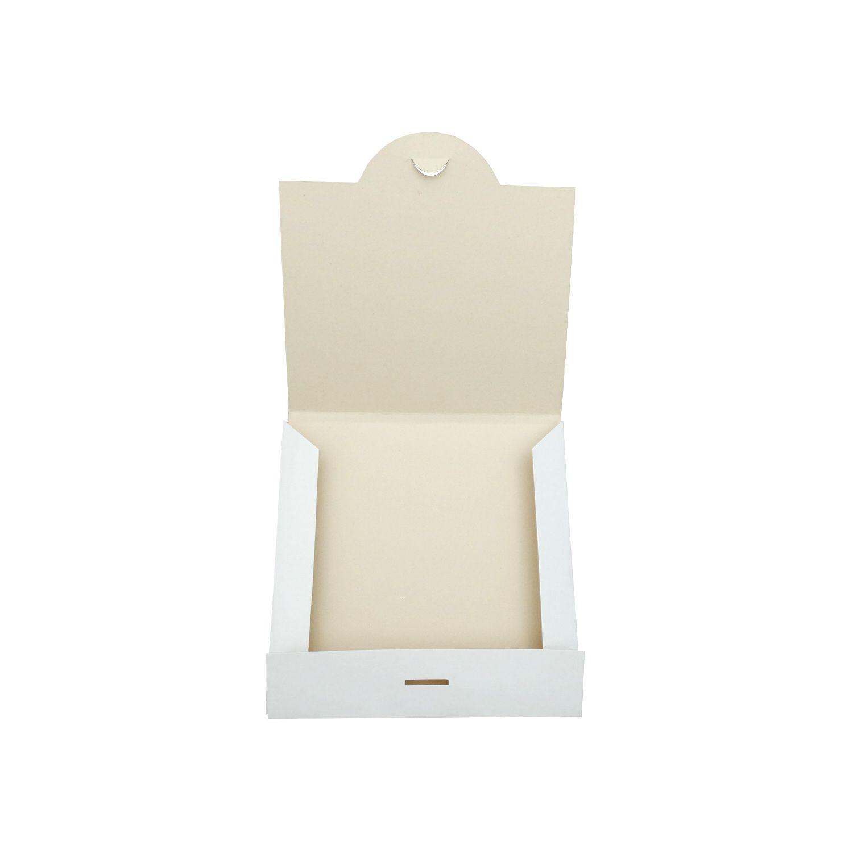 Caixa Para Azulejo Sublimável Fechada - 20x20cm - Pct com 12 und