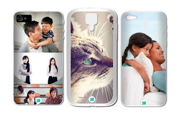 Capa celular c/ chapinha metal para sublimação Samsung s4