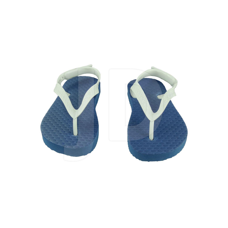 Chinelo Liso - Baby - Azul Marinho