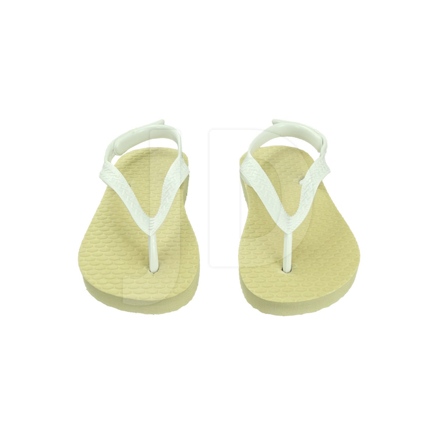Chinelo Liso - Para Transfer e Silk - Baby - Bege