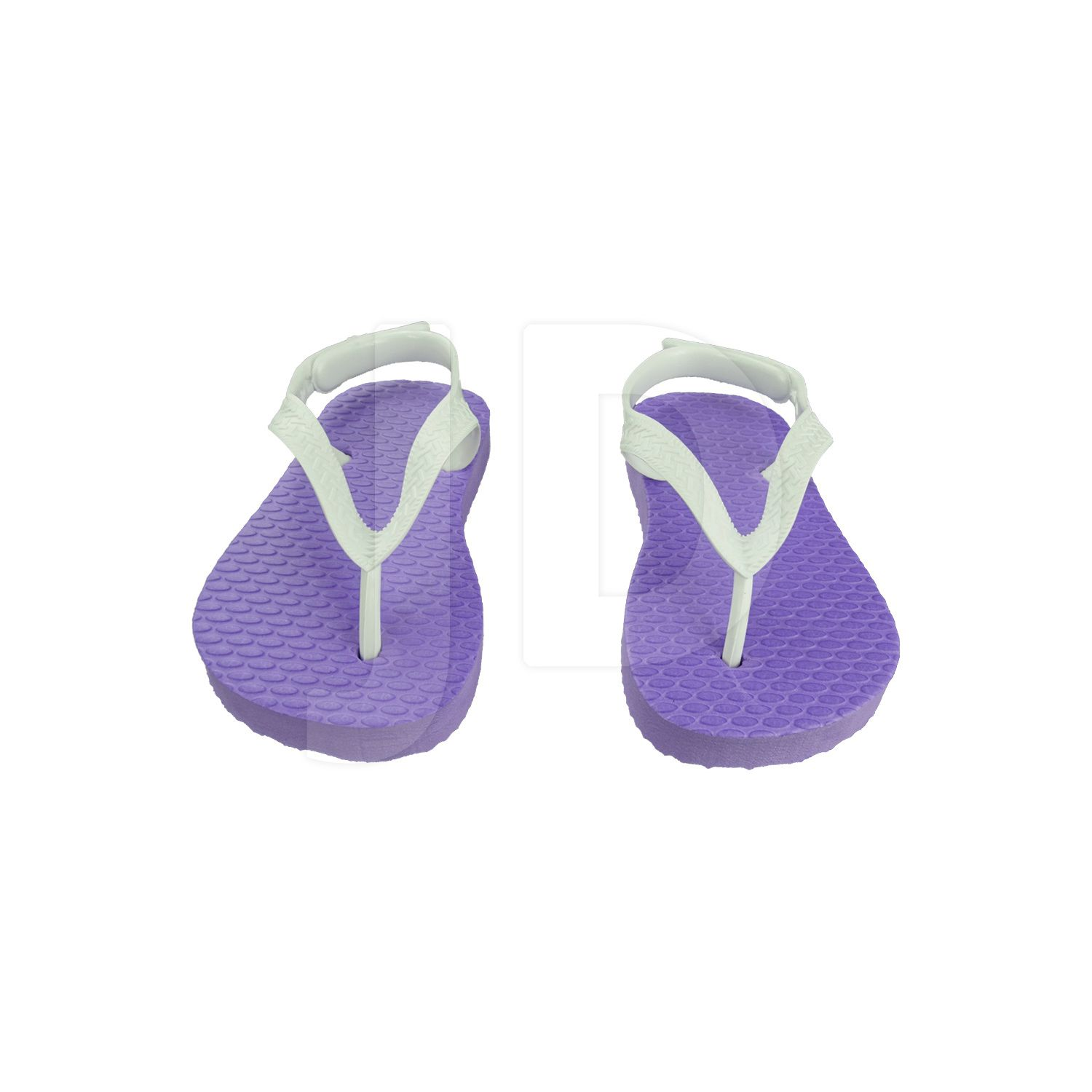 Chinelo Liso - Baby - Lilás
