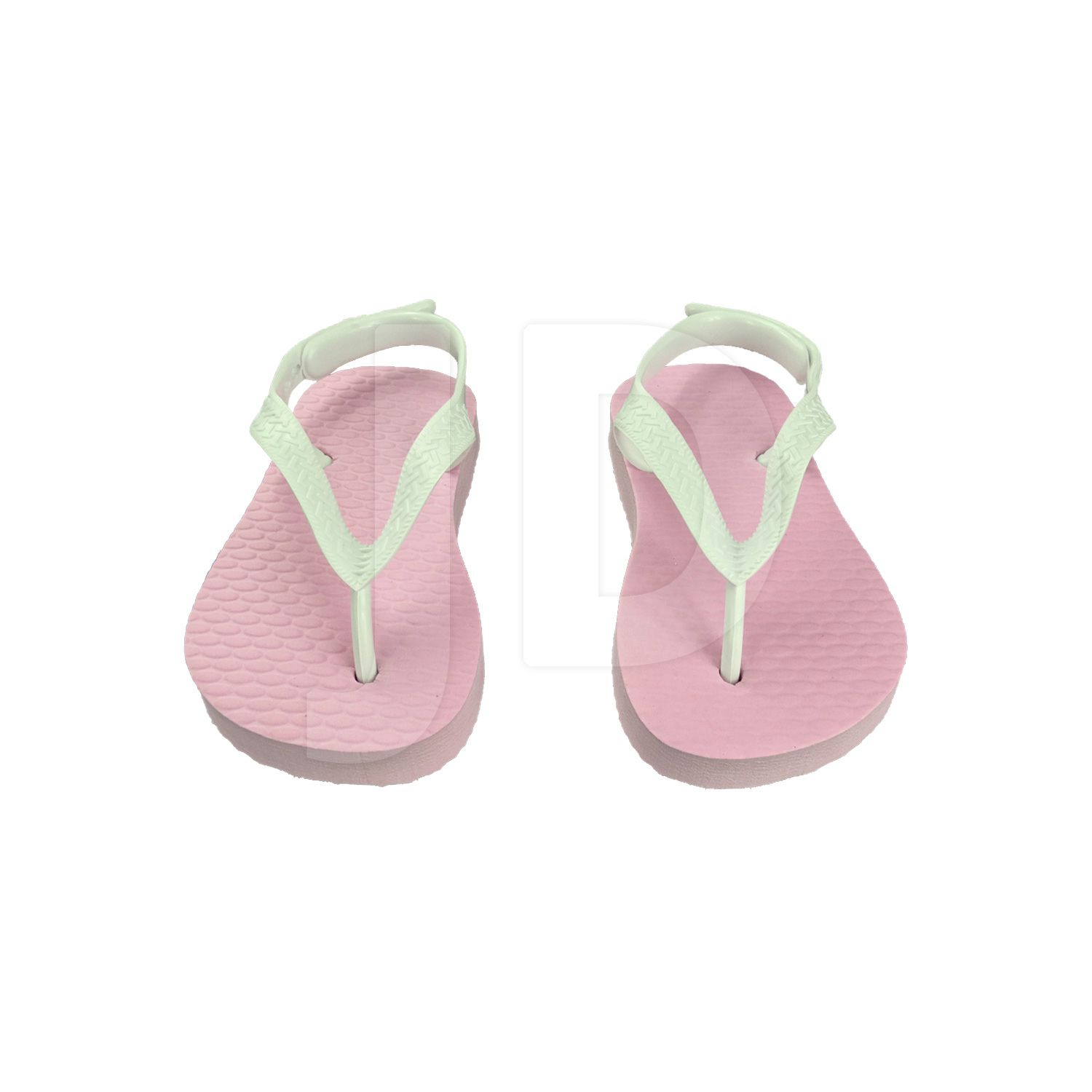 Chinelo Liso - Baby - Rosa BB