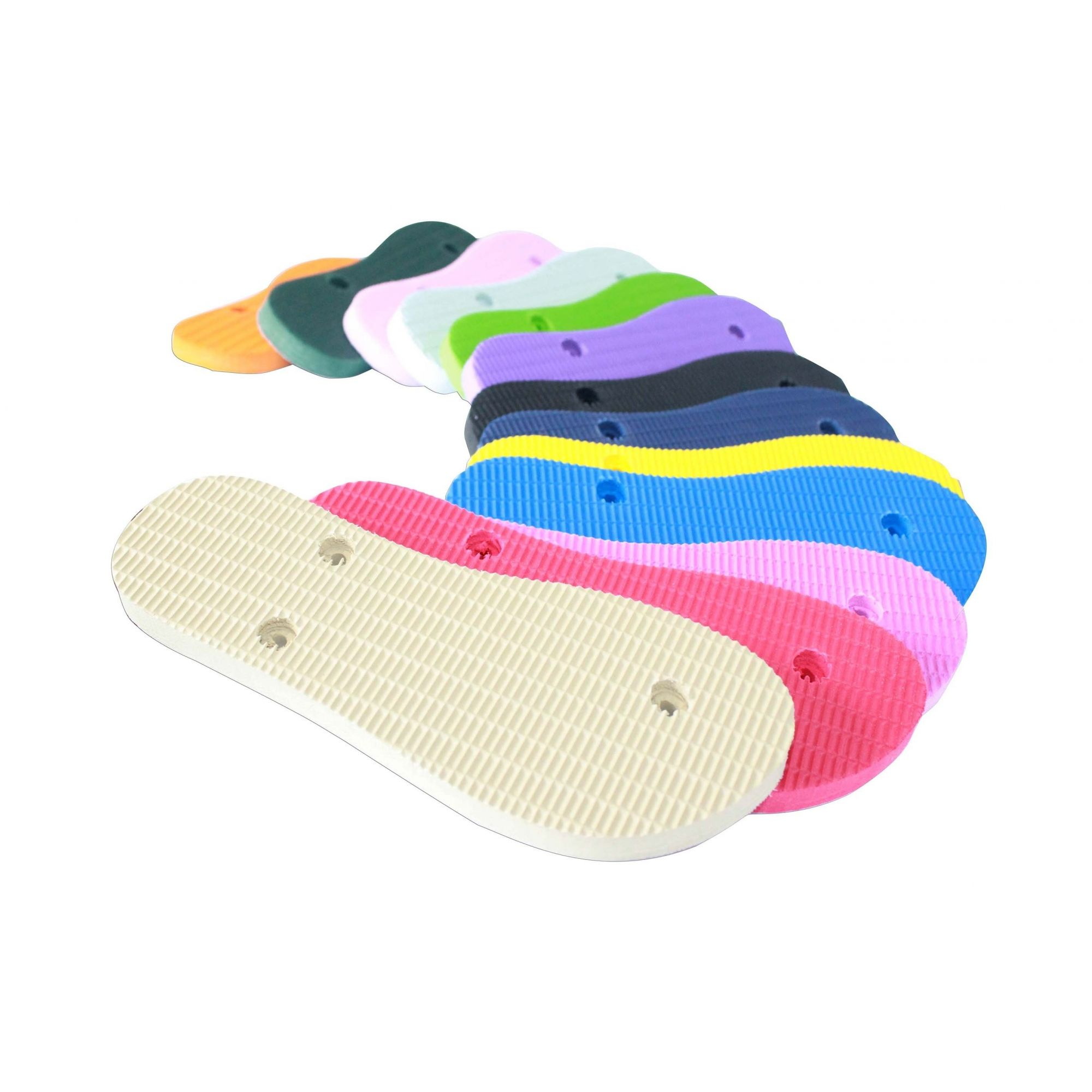 Chinelo Para Sublimação Kit Com 50 Pares Adulto
