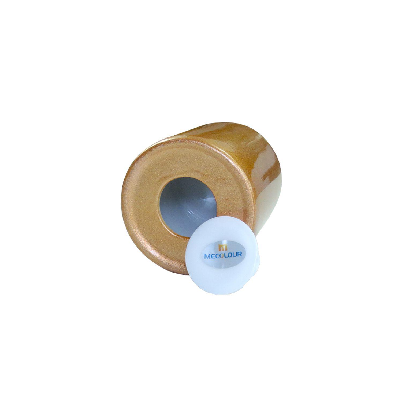 Cofrinho Sublimático - Dourado - 1 Und
