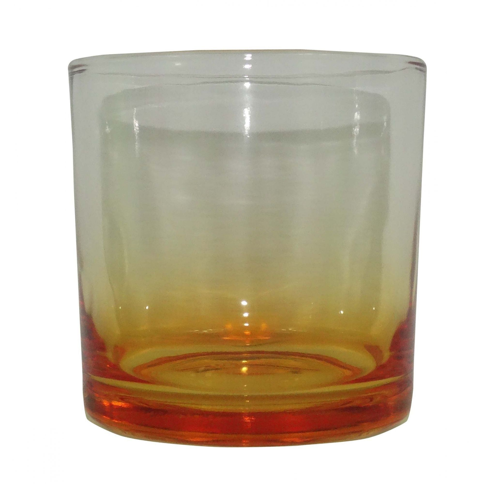 Copo de Whisky Amarelo - 250ml