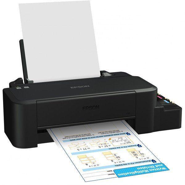 Impressora Epson L120 Tanque de Tinta Sublimática