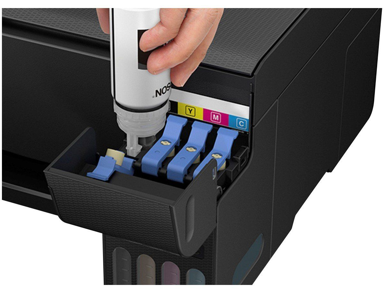 Impressora Multifuncional Epson Ecotank L3110 - Sublimática