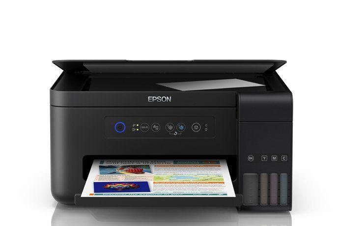 Impressora Multifuncional Epson L4150 Tanque de Tinta Sublimática