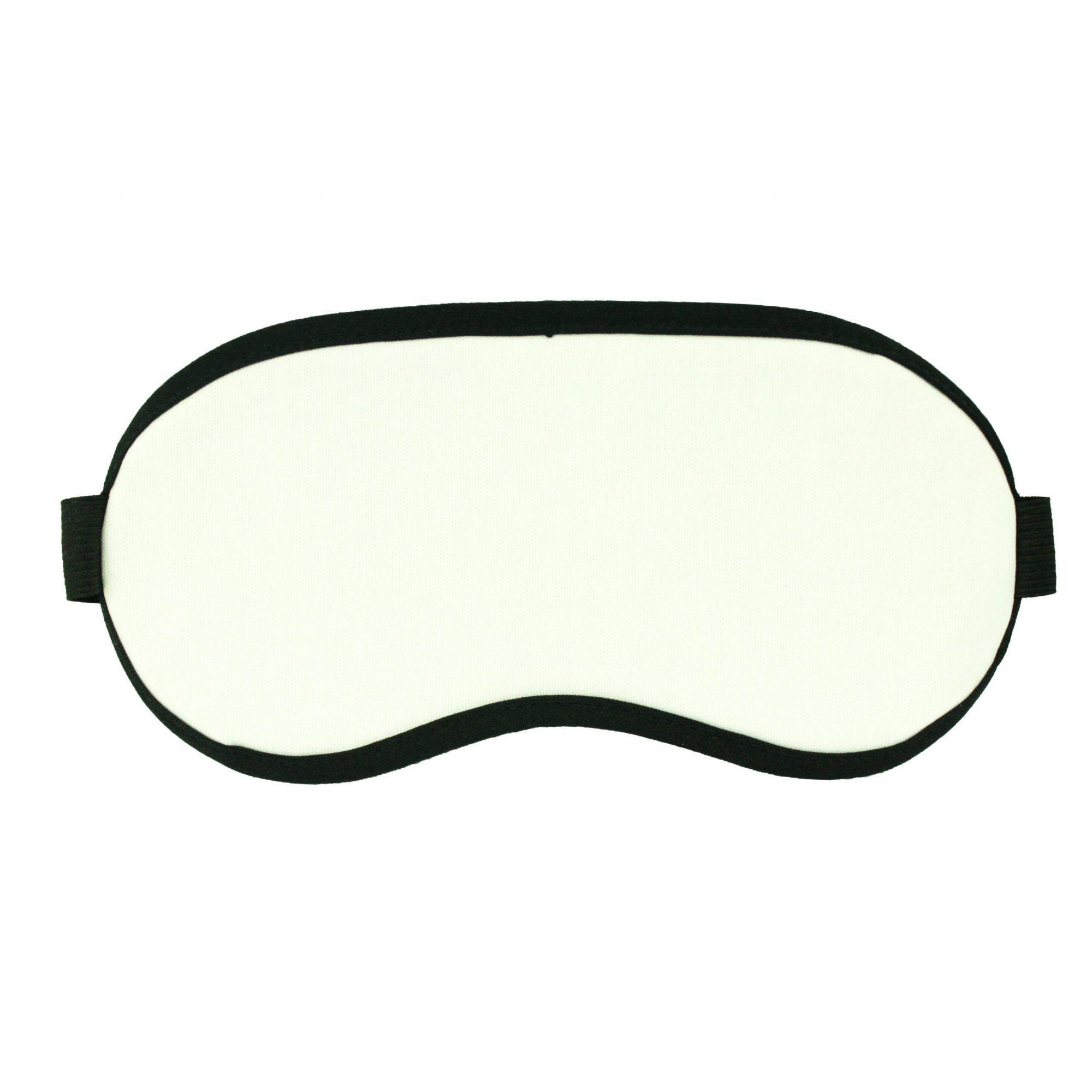 Máscara de Dormir  para sublimação pct 100 unidades