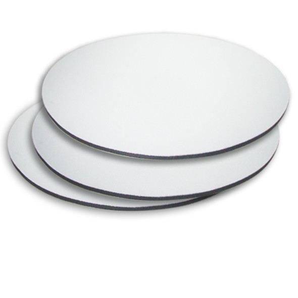Mouse Pad Para Sublimação Redondo - Para Personalizar 400un