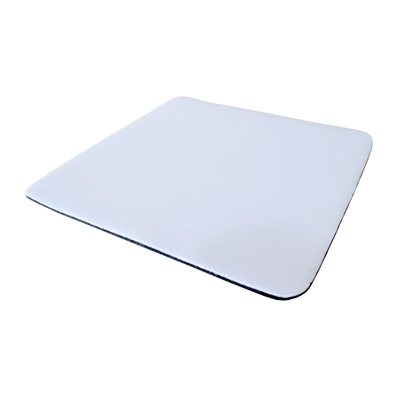 Mouse Pad Sublimático - Quadrado - 18,8x18,8cm - Pct 100un