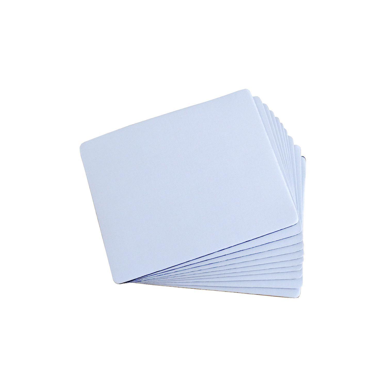 Mouse Pad Sublimático - Retangular - 21x17cm - Pct 500un