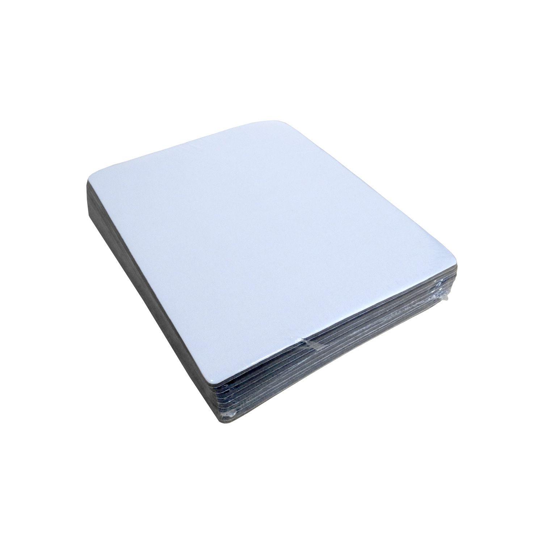 Mouse Pad Sublimático - Retangular - 21x17cm - Pct 50un