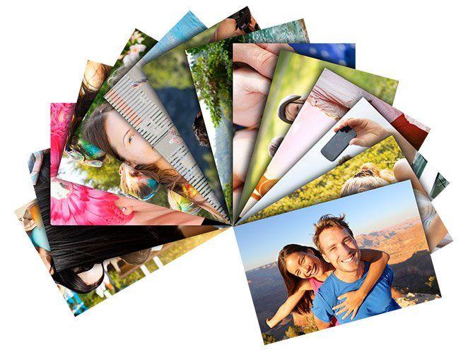 Papel Fotográfico Glossy Dupla Face 150g/m² A4 pct com 100 folhas