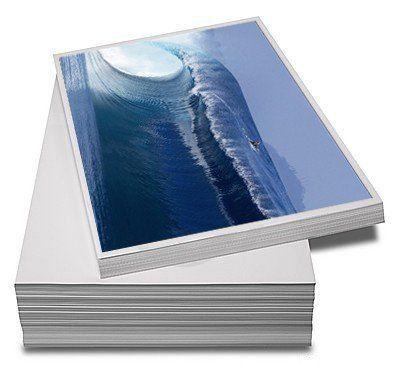 Papel Sublimático Matte 108 g/m2 100 Folhas A4 sem resina