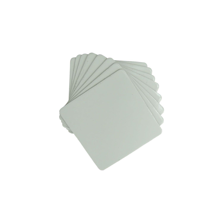 Plaquinha de Imã Para Sublimação - 9x9 - Pct 10 Und