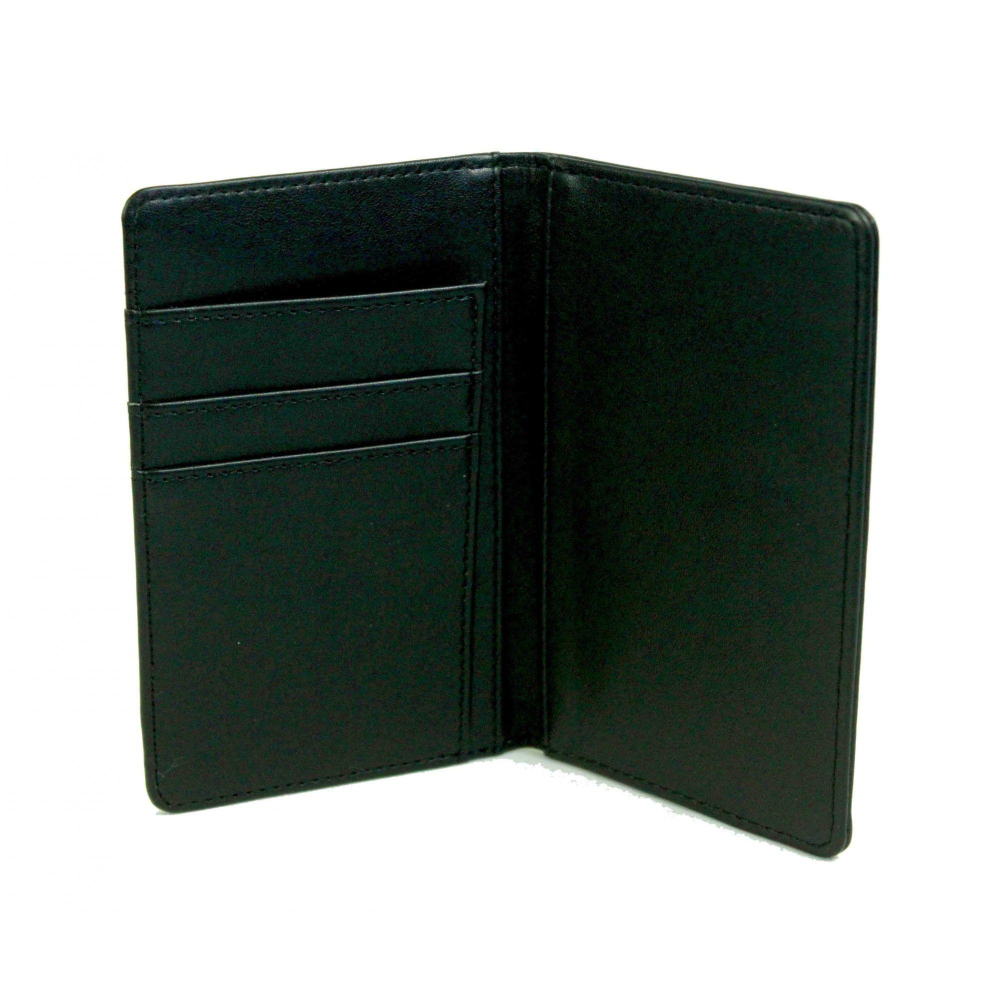 Porta Cartões Para sublimação Preto