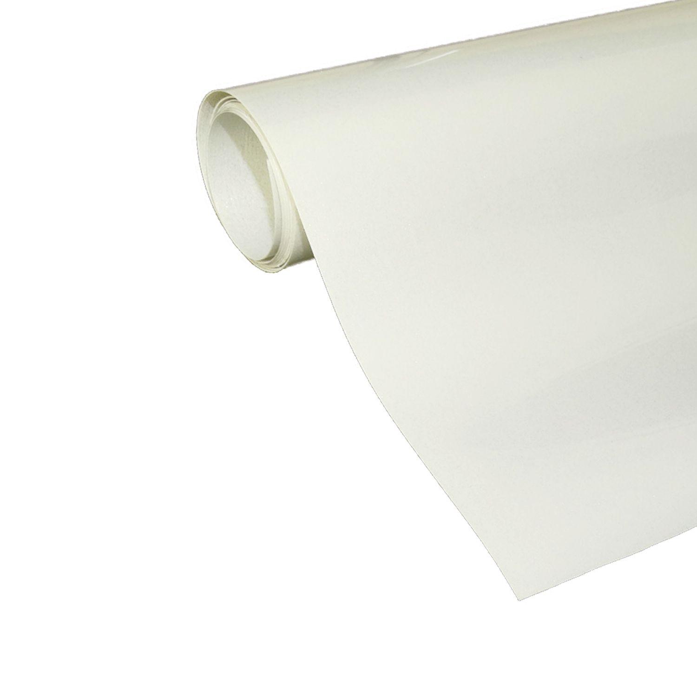 Power Film Brilhante - Branco - 50cm x 100cm (Largura x Comprimento)