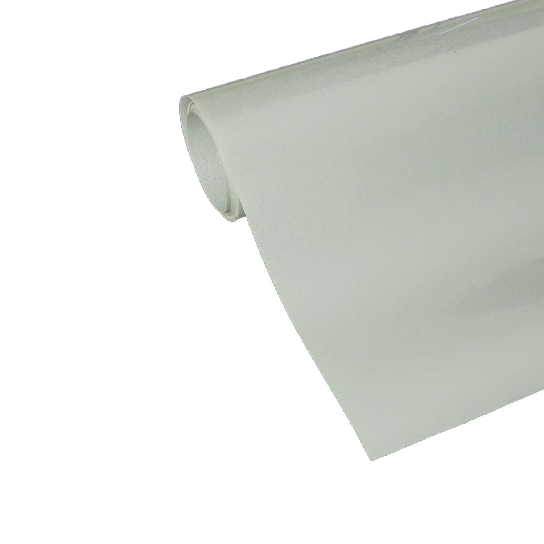 Power Film Brilhante - Prata - 50cm x 100cm (Largura x Comprimento)