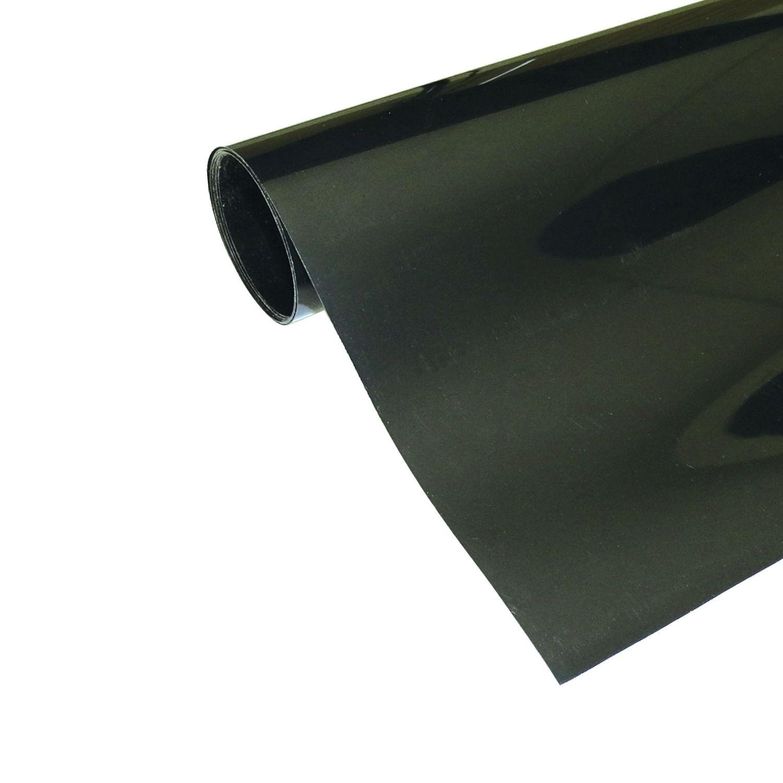 Power Film Brilhante - Preto - 50cm x 100cm (Largura x Comprimento)