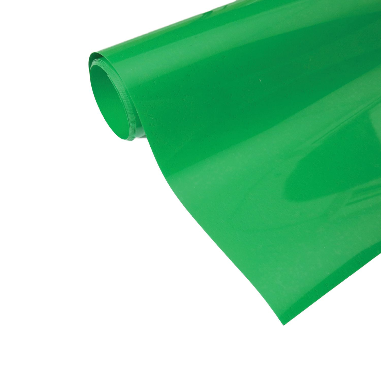 Power Film Brilhante - Verde - 50cm x 100cm (Largura x Comprimento)
