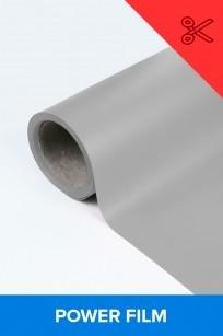 Power film metalizado prata  0,50m² (1/2 de m²)